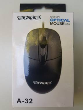 Mouse USB SATE A-32