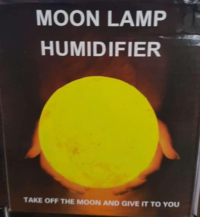Humidificador luna iluminada - 1