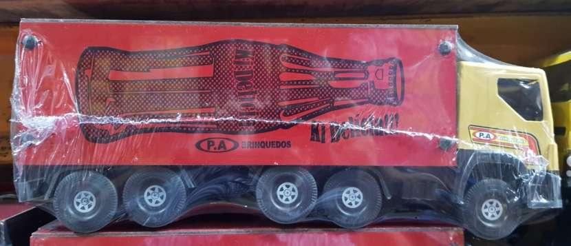 Camión carreta - 0