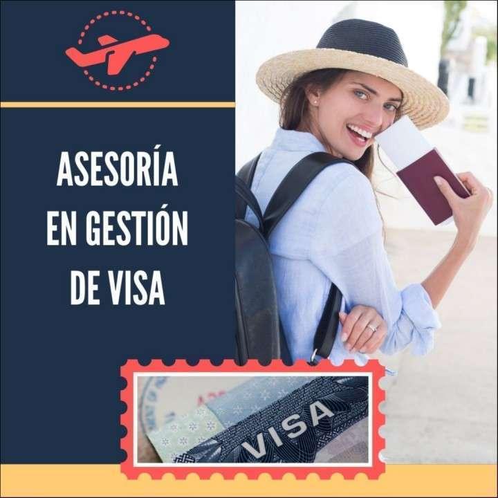 Asesoría en gestión de Visa Americana - 0