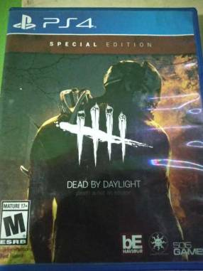 Dead By Daylight para PS4