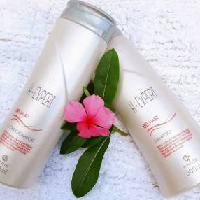 Shampoo y acondicionador BB HAIR H-EXPERT