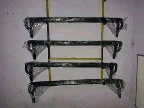Alerones de metal para camionetas doble cabina