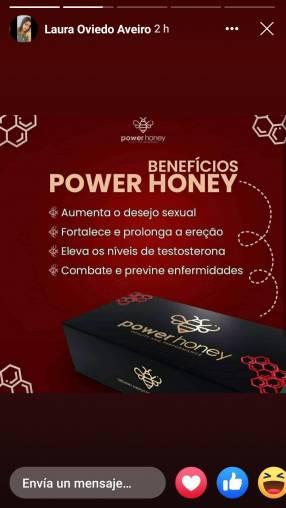 Power honey
