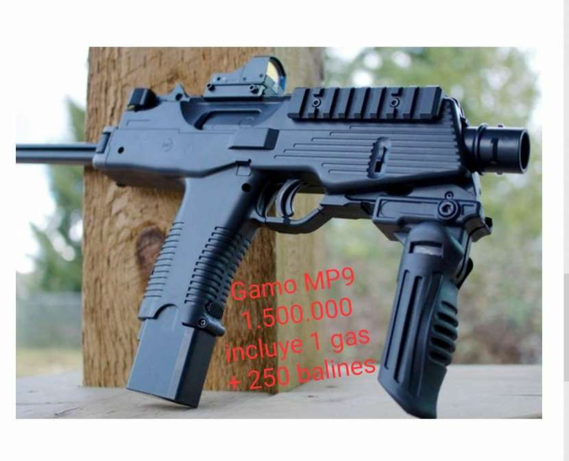 Pistola Gamo MP9 - 0