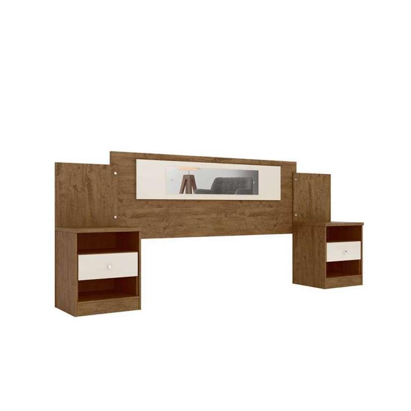 Cabecera sevilla moval castaño wood vainilla (30266) - 1