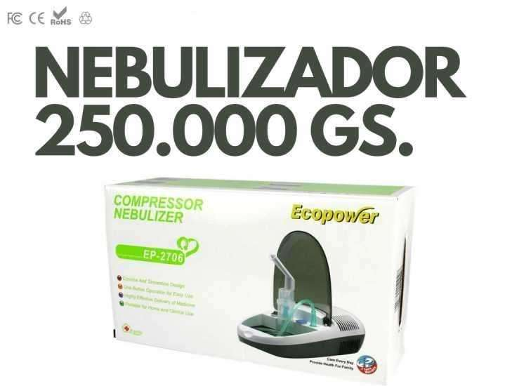 Nebulizador Ecopower - 0