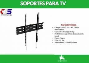 Soporte p/ TV Klip Xtreme 23