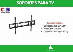 Soporte p/ TV Klip Xtreme 36