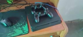 PS4 1tb 2 controles