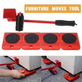 Kit de herramientas para mover muebles