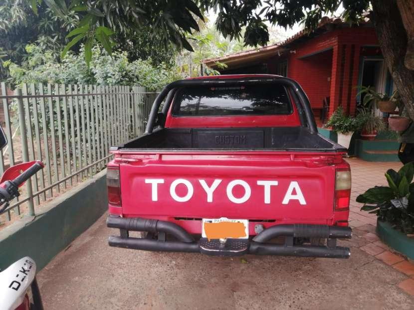 Toyota Hilux 1998 motor 2.8 diésel mecánico 4x4 - 1