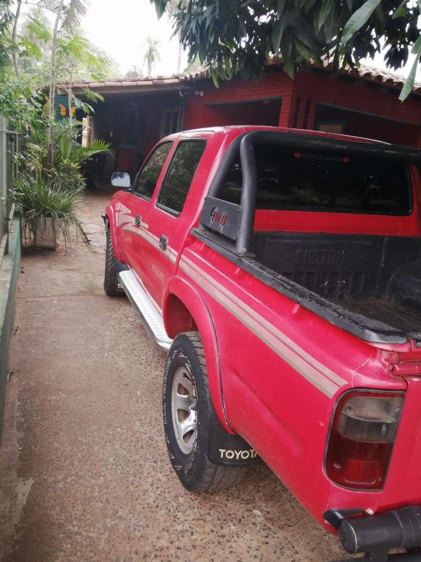 Toyota Hilux 1998 motor 2.8 diésel mecánico 4x4 - 2