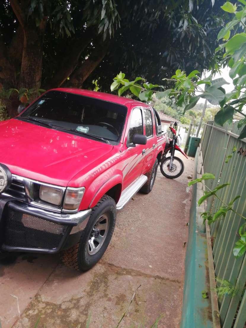 Toyota Hilux 1998 motor 2.8 diésel mecánico 4x4 - 3
