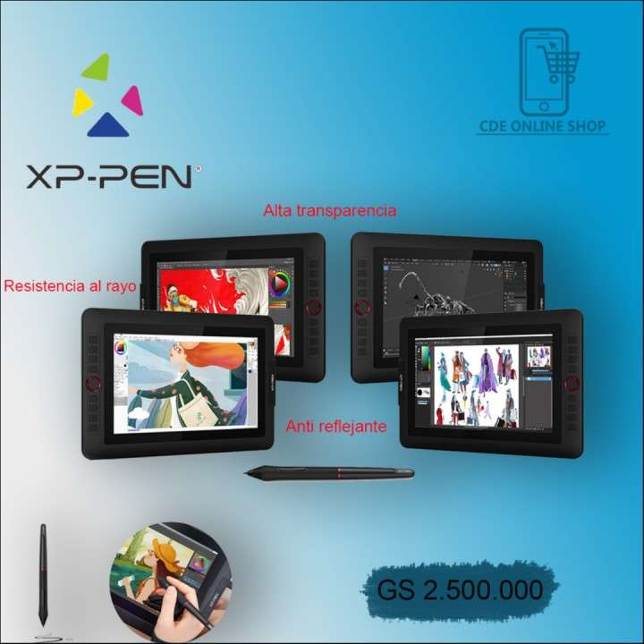 Tableta gráfica XP-Pen Artist 12 Pro - 0