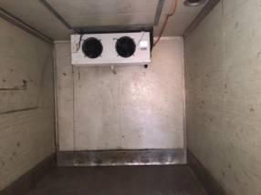 Cámara frigorífica para 10.000 kilos