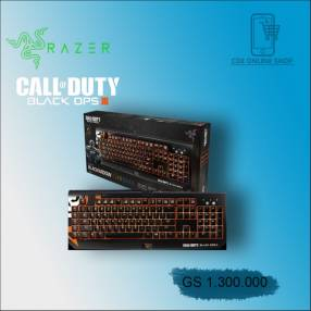 Teclado Razer Blackwidow Chroma Call Of Duty Black Ops 3 usb
