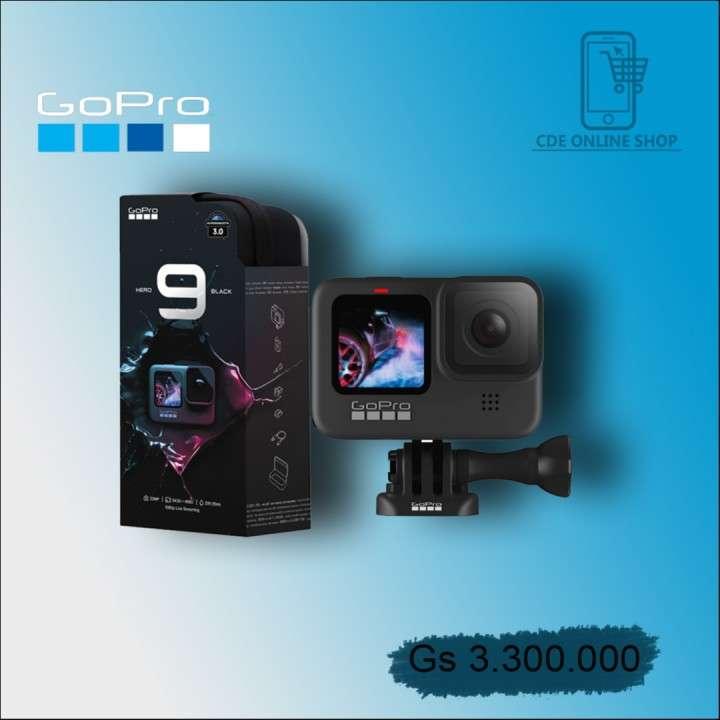 Cámara GoPro Hero 9 Black SPBL1 CHDHX-90 - 0