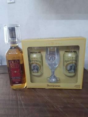 Kit Burguesa y whisky