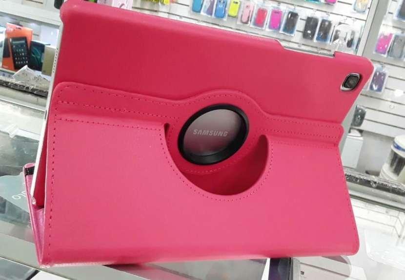 Estuches para tablet Samsung Tab A Tab A7 y Tab S6 Lite - 0