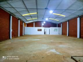Depósito 330 m2 con oficina zona Sur Fernando de la Mora
