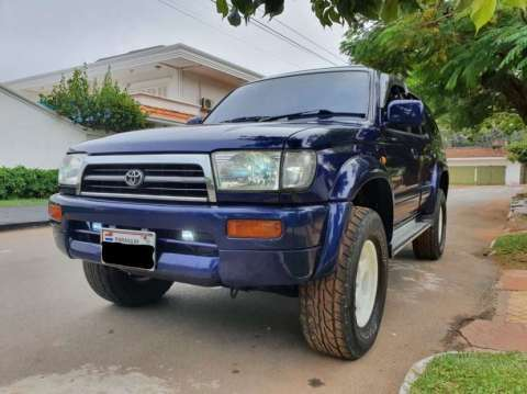 Toyota Hilux Surf - Runner impecable - 0