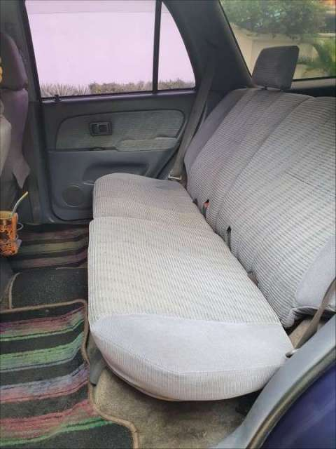 Toyota Hilux Surf - Runner impecable - 4