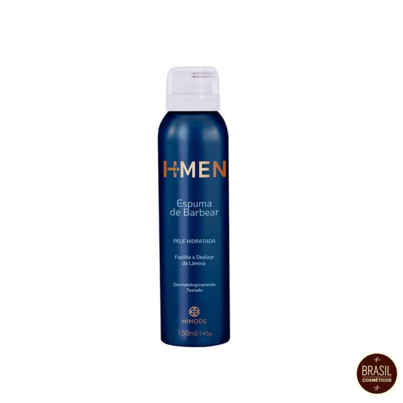 Hinode H-MEN espuma de barbear - 0