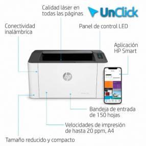 Impresora láser HP M107W