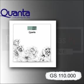 Balanza digital Quanta slim QTBL11 180Kg con pantalla lcd
