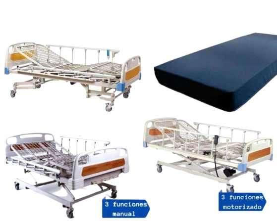 Camas hospitalarias para venta y alquiler - 0