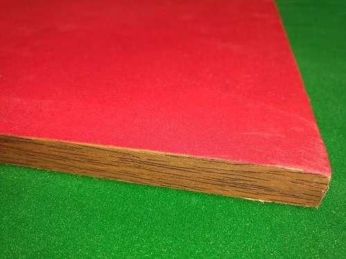 Tablero artesanal de ajedrez de madera 50x50 cm - 7