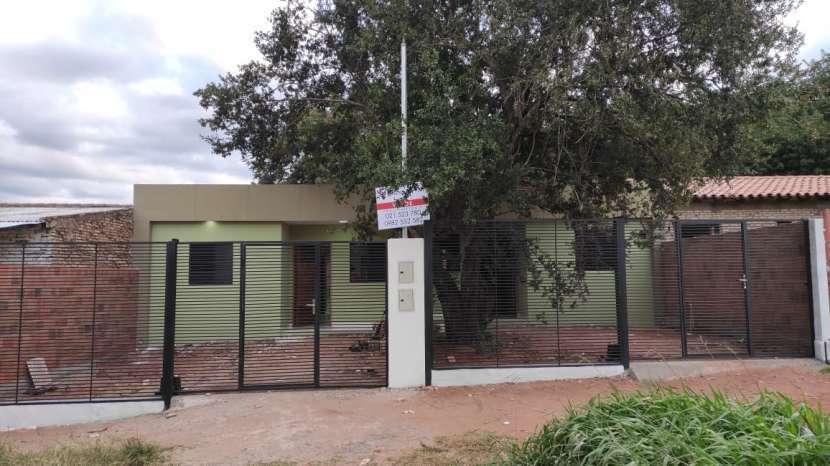 Casa a estrenar Ñemby zona Coca Cola - 0