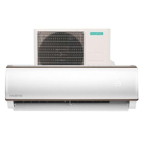 Split Haustec 12.000 btu frío calor 3914 - 0