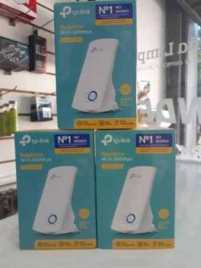 Repetidor de wifi TP-LINK 300 Mbps