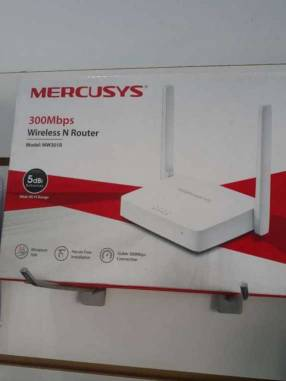 Mercusys 300 Mbps Wireless N Router