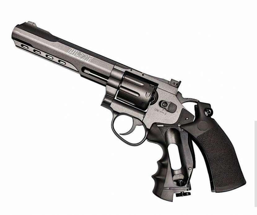 Revolver Gamo a gas PR-776 CAL. 4,5 mm - 0