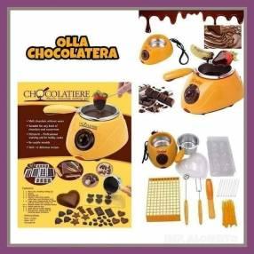 Maquina para derretir chocolate