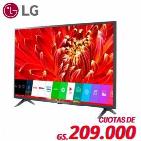 TELEVISOR SMART LG DE 43 PULGADAS FULL HD
