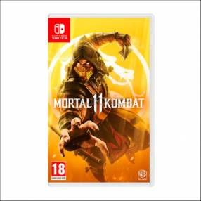 Mortal Kombat 11 para Nintendo Switch