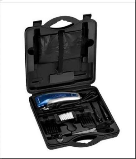 Máquina de cortar cabello Mondial Titanium Power - 1