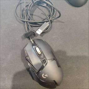 Mouse Logitech G502 semi nuevo