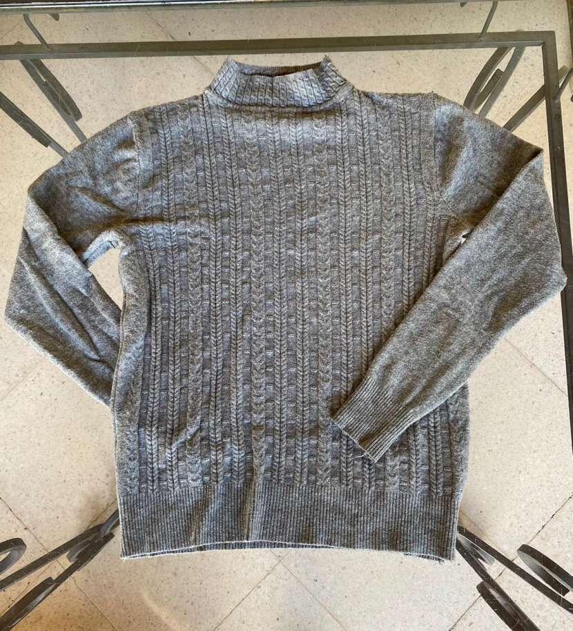 Suéter de hilo - 0