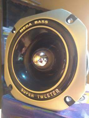 Súper Tweeter Mega Bass
