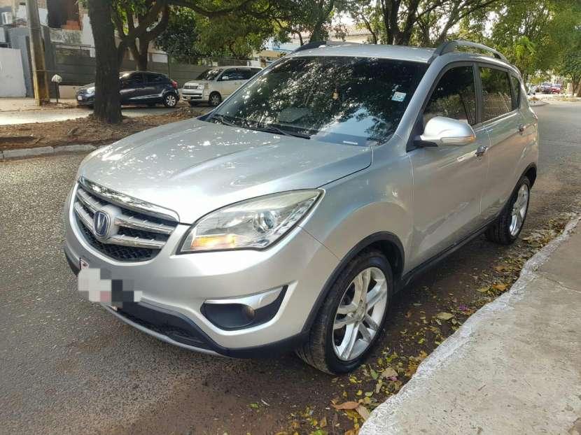 Changan SUV 2016 - 1