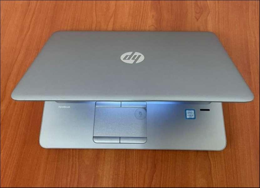 HP Elitebook Intel i5 SSD + HDD 8gb ram - 4