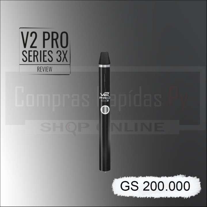Vaporizador V2 Pro Serie 3x Crimson - 0