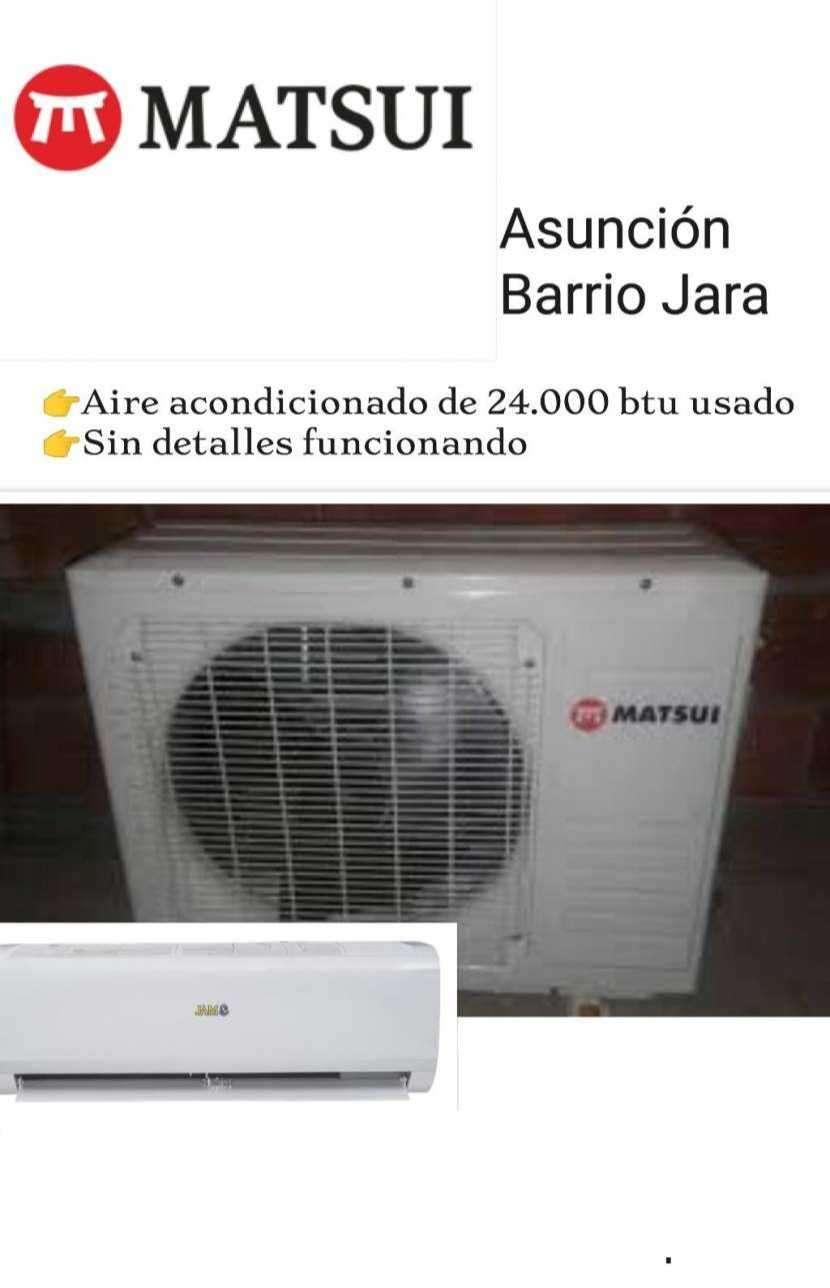 Aire acondicionado Matsui de 24.000 btu - 0