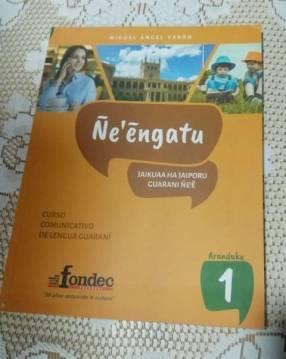 Libro educativo de Guarani