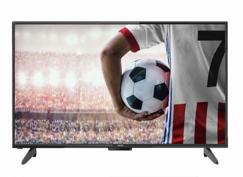 Smart tv 4k uhd Tokyo 50 pulgadas - 0